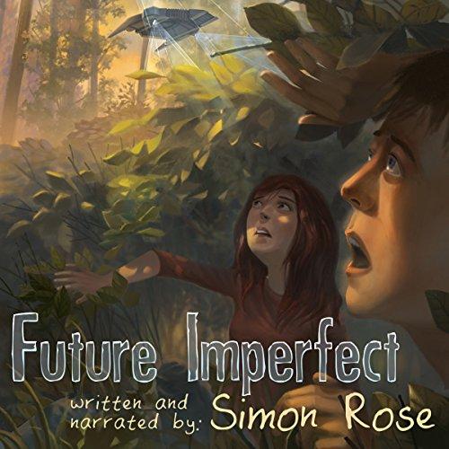 Future Imperfect audiobook cover art