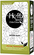 Herb Speedy PPD Free Hair Dye, Ammonia Free Hair Color Natural Black Contains Sun Protection Odorless No more Eye and/or Scalp Irritations From Coloring For Sensitive Scalp