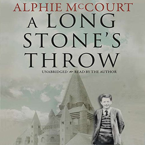 A Long Stone's Throw audiobook cover art
