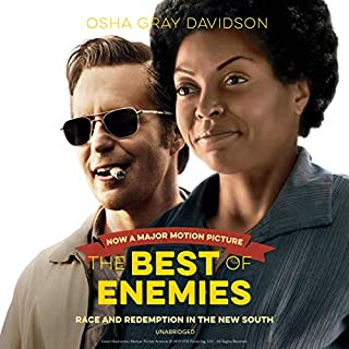 The Best of Enemies audiobook cover art