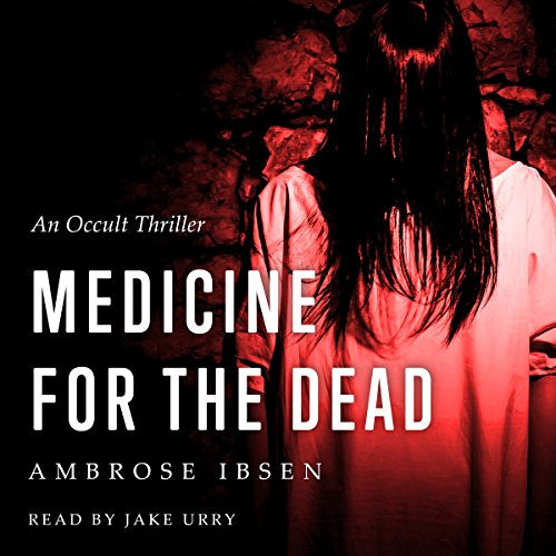 Medicine for the Dead audiobook cover art