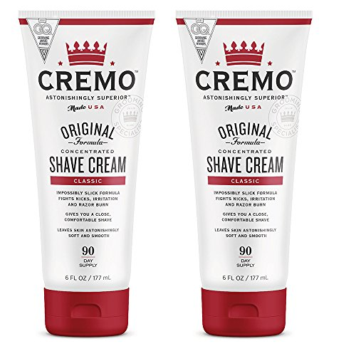 Cremo Original Shave Cream, Astonishingly Superior...