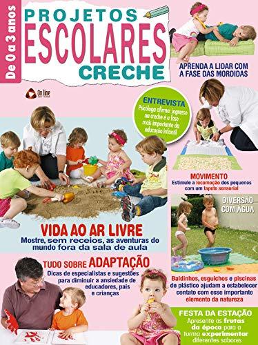 Projetos Escolares Creche: Edição 3