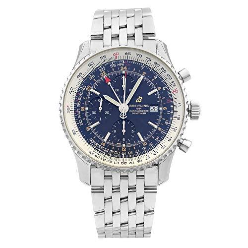 Breitling Navitimer Herren-Armbanduhr 1 blaues Zifferblatt A24322121C2A1