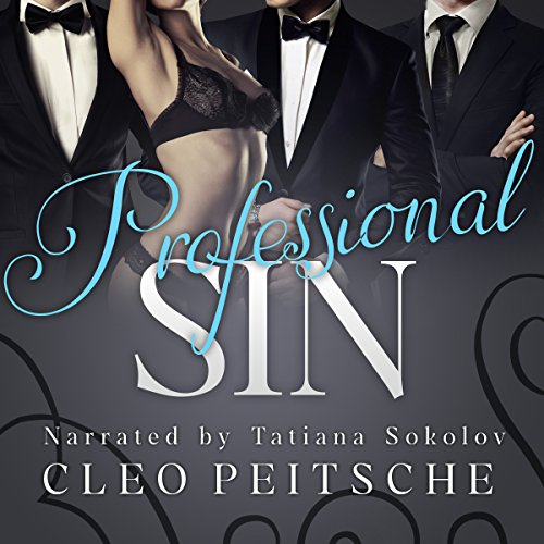 Professional Sin audiobook cover art