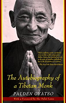Paperback The Autobiography of a Tibetan Monk Book