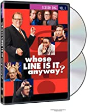 Whose Line Is It Anyway? - Season 1, Vol. 1