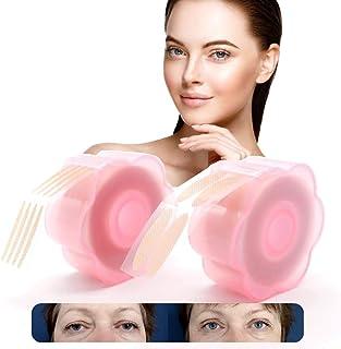 VENICCE LOVE 1.200 stuks ooglidbanden   Ooglidcorrectie zonder operatie   Ooglidstape   huidkleurige ooglidband   Verwijde...