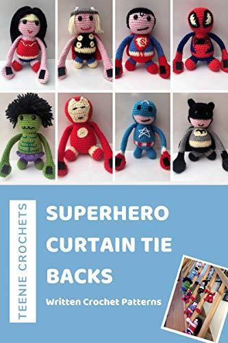 Musings of an Average Mom: Free Superhero Crochet Patterns | 500x333