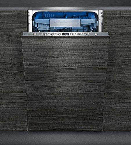 Siemens SR656D00TE Geschirrspüler Vollintegriert / A++ / 211 kWh/Jahr / 2660 L/jahr / 10 kg / Wärmetauscher / Wechselspül-Technik