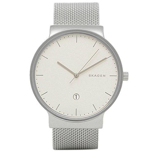 [スカーゲン]SKAGEN 腕時計 アンカー クオーツ シルバー SKW6290 メンズ [並行輸入品]