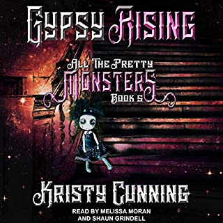 Gypsy Rising cover art