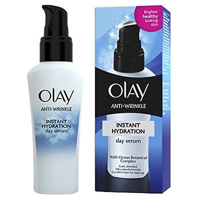 Olay Anti-Wrinkle Instant Hydration Anti-Ageing Day Serum, 50 ml