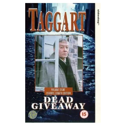 Taggart: Volume 8 - Dead Giveaway