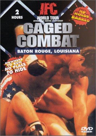Caged Combat 1: Baton Rouge Louisiana