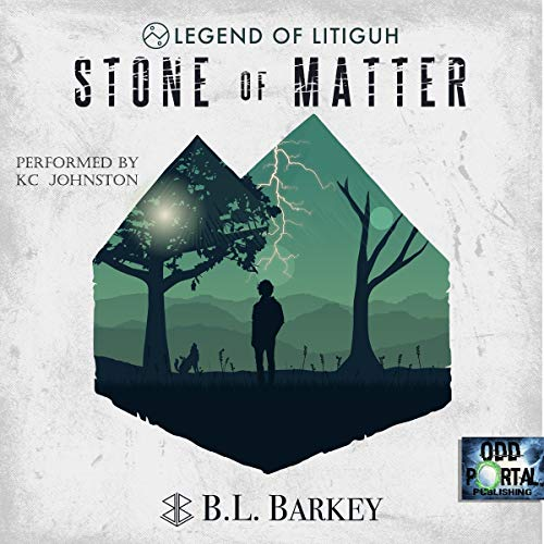 Stone of Matter audiobook cover art