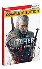The Witcher 3 - Wild Hunt Complete Edition Guide: Prima Official Guide de David Hodgson