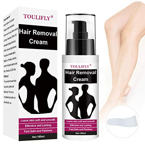 Hair Removal Cream,Depilatory Cream,Painless Women Men Hair Remover Cream for Underarms Arms Legs Bikini Area Whole Body Hair Removal Cream