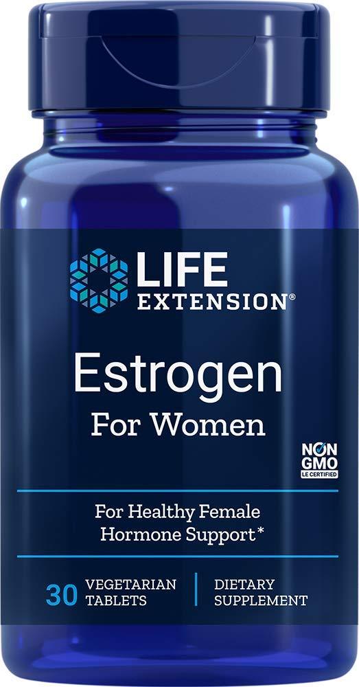 Life Extension Estrogen Healthy Vegetarian