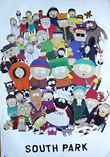 SOUTH PARK Poster Nr. 1 Format 70 x 102 cm