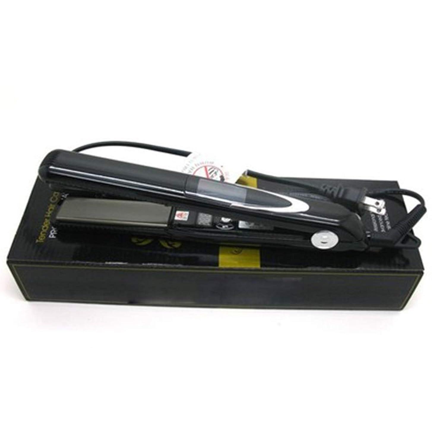 効果的に革新伝導KUVV急速加熱 振動ストレートヘアアイロン電気スプリントセラミックストレートヘアスプリントファッションストレートストレートパワースプリント