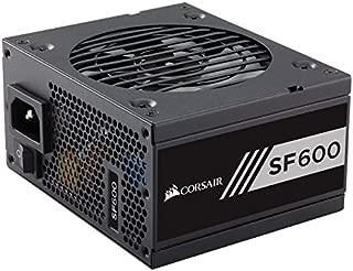 CORSAIR SF Series, SF600, 600 Watt, Fully Modular Power Supply, 80+ Gold Certified