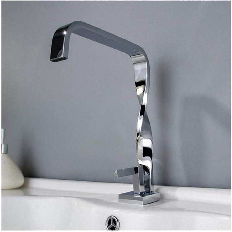 Kitchen Bath Basin Sink Bathroom Taps Bathroom Faucet Single Hole Basin Water Ctzl2515