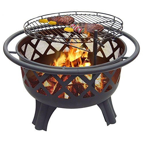 "29.5"" Crossfire Fire Pit 