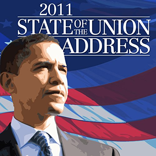 2011 State of the Union Address (1/25/11) audiobook cover art