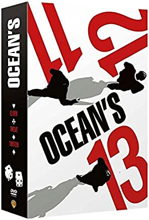 Trilogie Ocean's 11 + 12 + 13 [Francia]