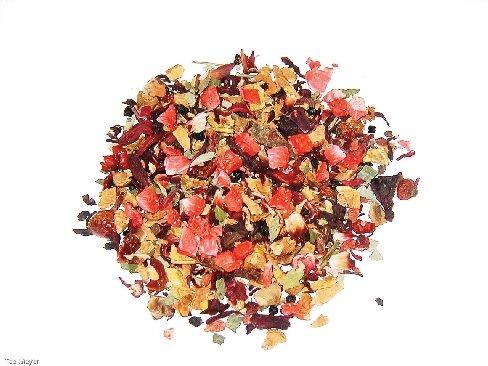 Natur Erdbeer Früchtetee 100g ohne Aroma Tee-Meyer