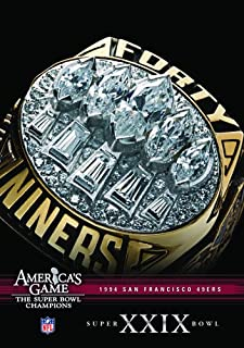 NFL America's Game: 1994 49ERS