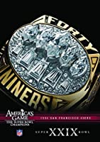 NFL America's Game: 1994 49ers [DVD] [Import]