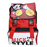 Disney - Mickey Zaino italiani WD16157 Misure 41x30x12cm.