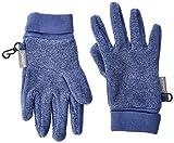 Sterntaler Jungen Fingerhandschuh Handschuhe, Blau (Tintenblau Mel. 376), 2