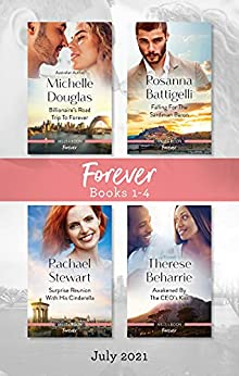 Forever Box Set July 2021 by [Michelle Douglas, Therese Beharrie, Rosanna Battigelli, Rachael Stewart]