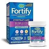 Nature's Way Fortify Women's Probiotic, 30 Billion Live Cultures, 11 Strains, Prebiotic, 30 Capsules