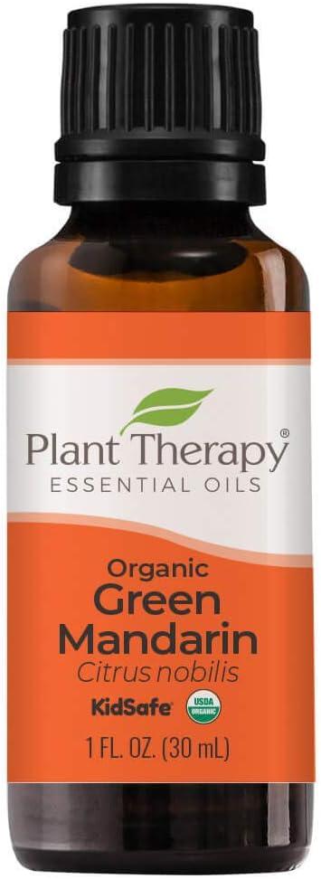 Organic Green Mandarin Essential Oil