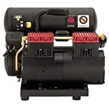 Thomas Compressors T-2820ST 13.5 Amp 2-Horsepower 4-Gallon Oil-Free Twin Hot Dog Compressor