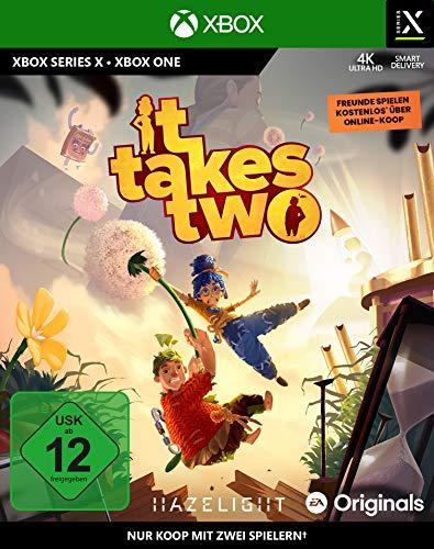IT TAKES TWO - (inkl. kostenloser Xbox Series X Version) - [Xbox One]