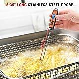 Zoom IMG-2 thermopro tp01s termometro da cucina