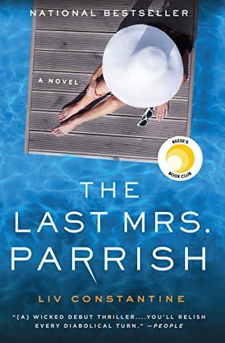 The Last Mrs Parrish product image