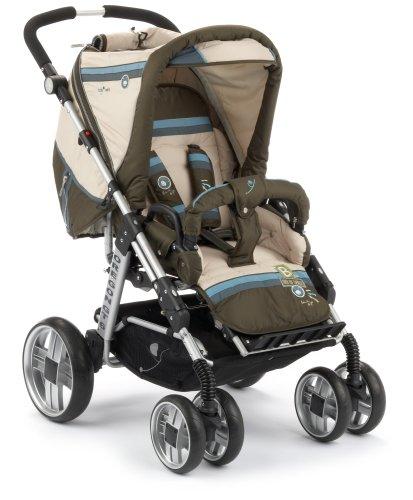 Babywelt 777357-274 - Kombi-Kinderwagen