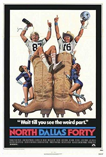 North Dallas Forty POSTER Movie (27 x 40 Inches - 69cm x 102cm) (1979)