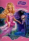 Mermaidia: Coloriage (Barbie Fairytopia)