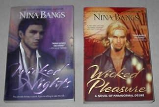 Nina Bangs Castle of Dark Dreams Trilogy Box Set of 2: (#1) Wicked Nights; (#2) Wicked Pleasure (The Castle of Dark Dreams)