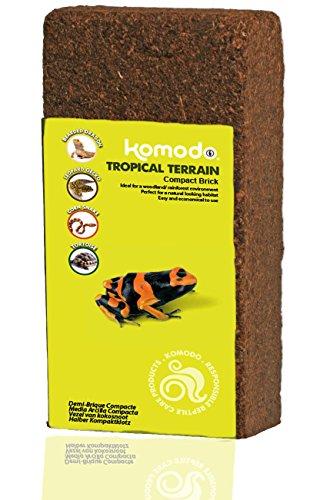 Komodo Tropisch Terrein, Standard