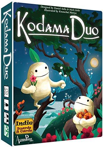 Indie Board Games DUO1 - Kodama Duo