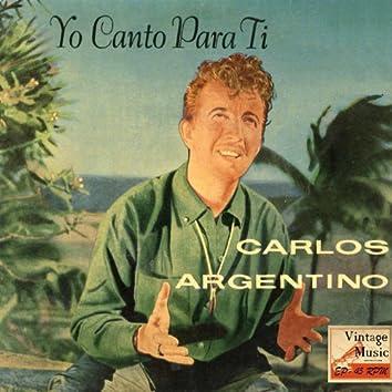 "Vintage Cuba Nº11 - EPs Collectors ""Yo Canto Para Tí"""