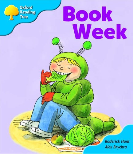 Oxford Reading Tree: Stage 3: More Storybooks: Book Week: Pack Bの詳細を見る